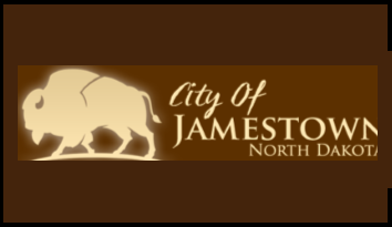 CITY OF JAMESTOWN Logo